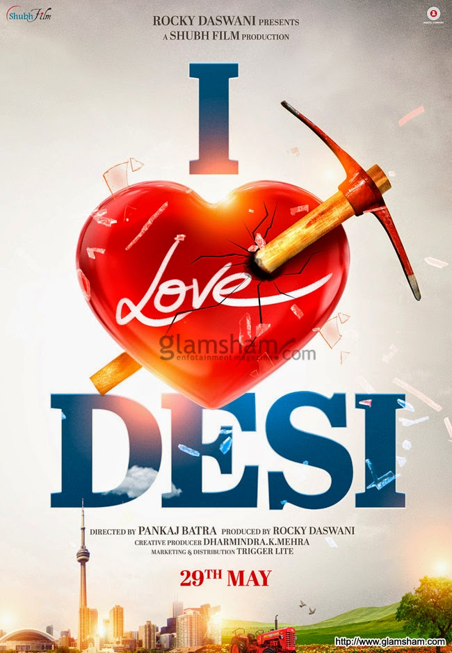 full cast and crew of bollywood movie I Love Desi! wiki, story, poster, trailer ft Vedant Bali, Priyanka Shah