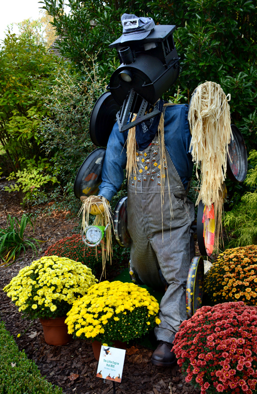Scarecrows in the Garden 2015 | Atlanta Botanical Garden