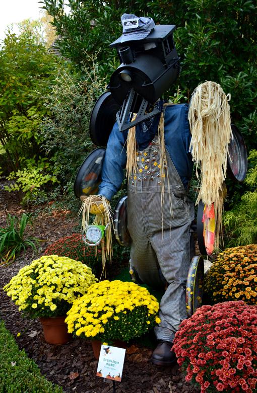 Scarecrows in the Garden 2015 | Atlanta Botanical Garden