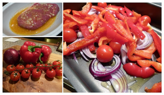 The London Blog - Chad does London - Recipes - Warm Steak Salad