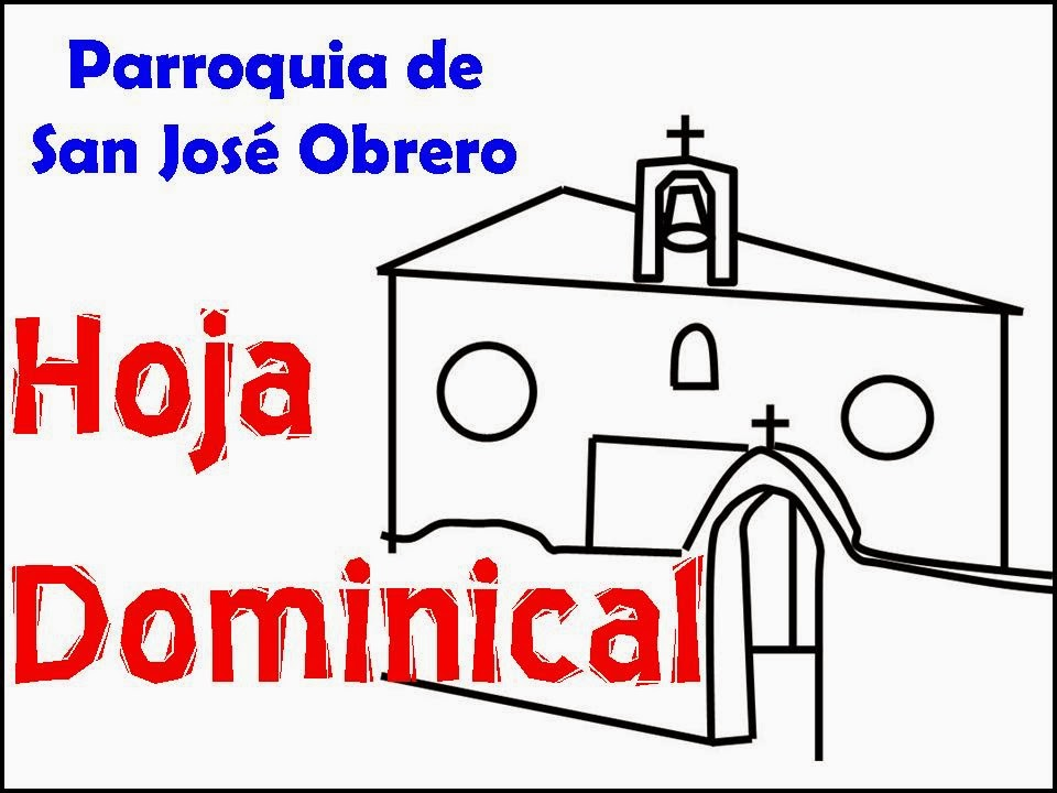 hoja dominical