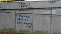 """Tag à Saint-Domingue  """"Celui qui naît ici est dominicain"""""""
