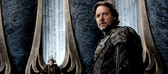 Man of Steel RUSSELL CROWE as Jor-El