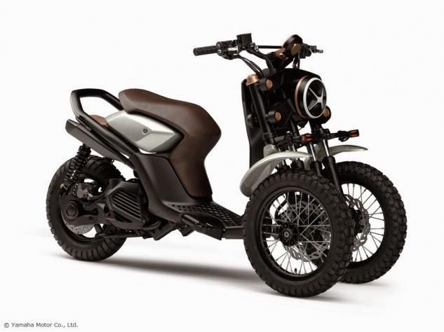 Ảnh Yamaha Concept 03GEN-x
