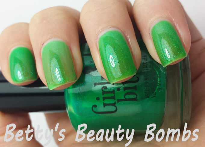 Girly Bits Emerald City Lights