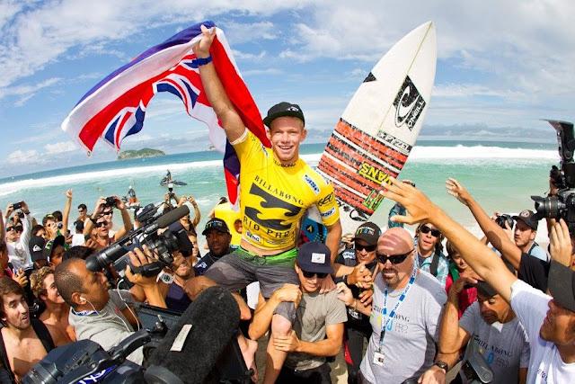 WCT Billabong Rio Pro 2012 - John John Florence