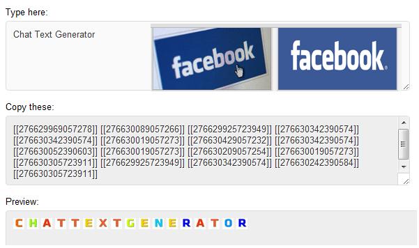 Fake Facebook Chat | Simitator.com | Social Imitator
