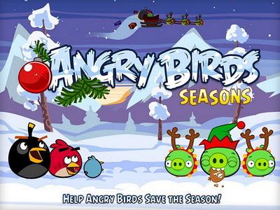 Angry Birds Seasons v2.0.0