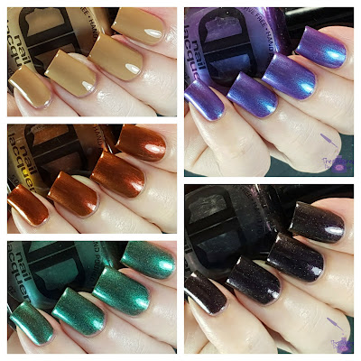 dd nail lacquer fall 2015