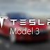 Model 3 : Die 4. Baureihe von Tesla könnte in Genf gezeigt werden.