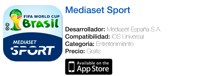 https://itunes.apple.com/es/app/mediaset-sport/id877823264?mt=8