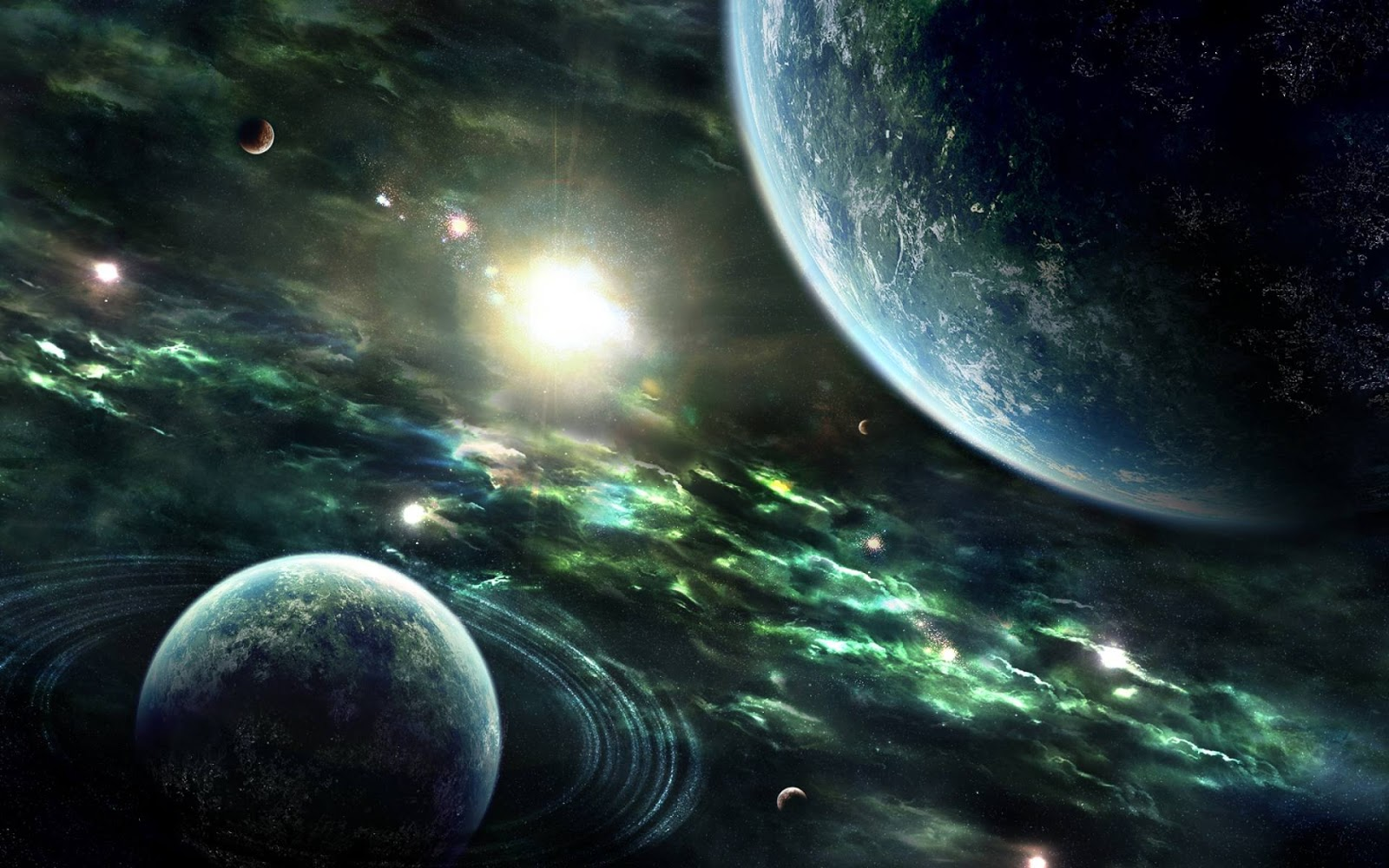 exploding planets wallpapersfor laptops - photo #30