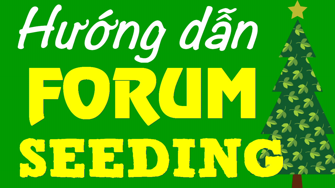 forum seeding - seo backlink