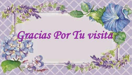 Gracias por tu visita