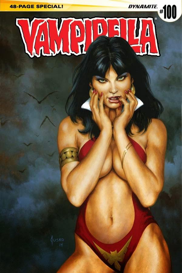 Vampirella nº 100 - Joe Jusko