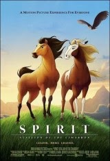 Spirit stallion of the cimarron Spirit