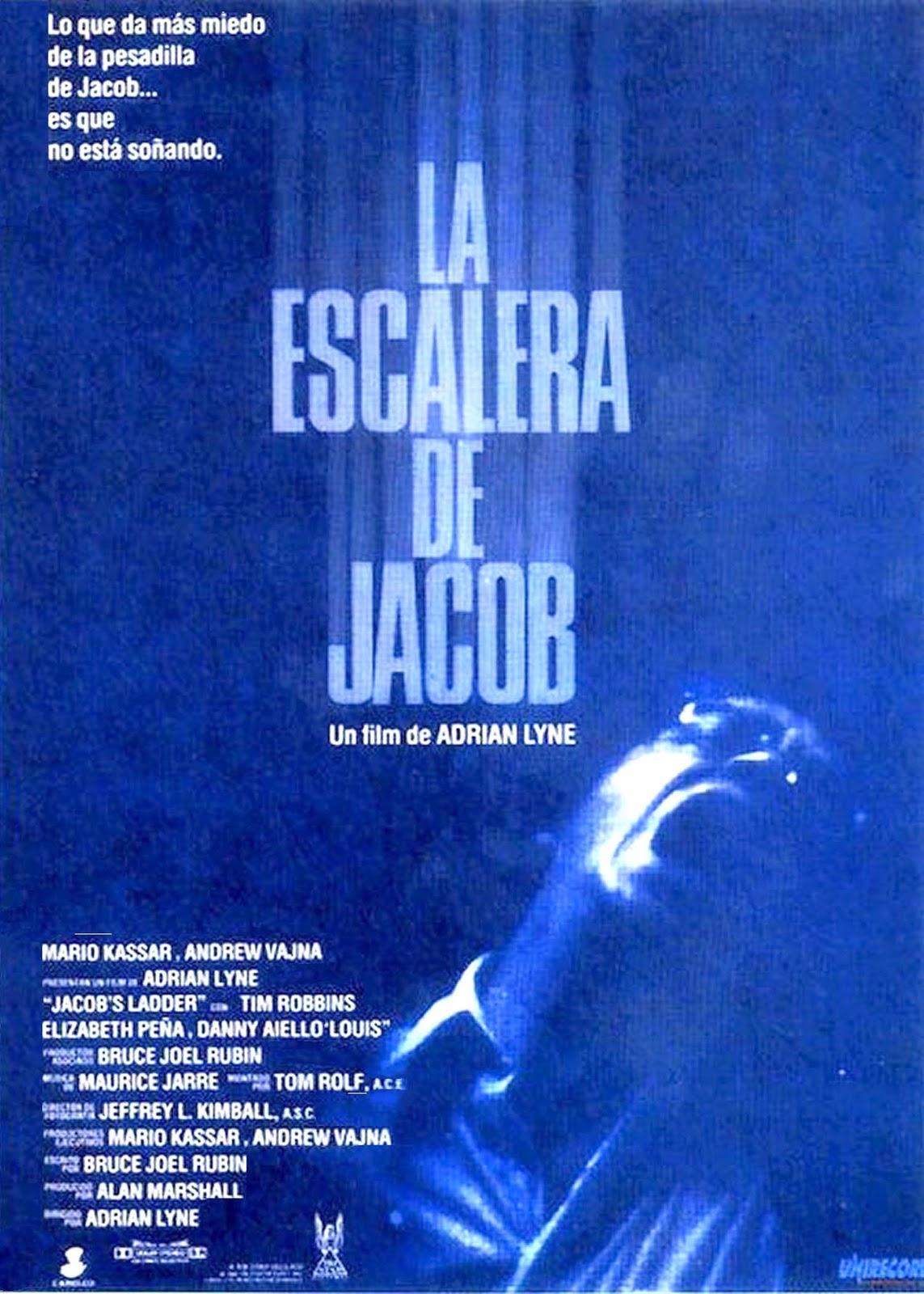 La escalera de jacob 1990 cine sinopsis y peliculas for La escalera de jacob