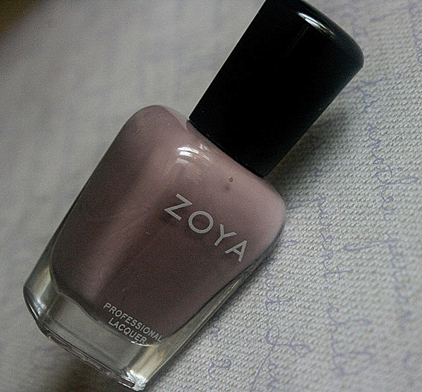 Zoya Nail Polish in Jana Fall 2011