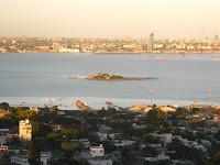 Isla Libertad torre Antel
