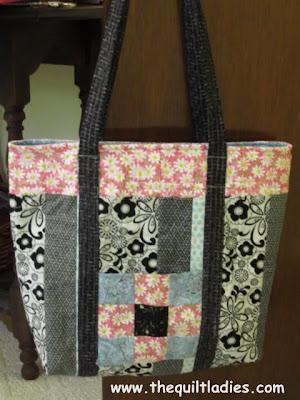 How to make a Tote Bag Tutorial