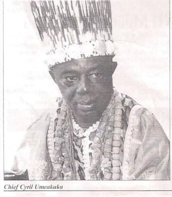 Umeakuka emerges president-general for Ndigbo Nigeria, Diaspora
