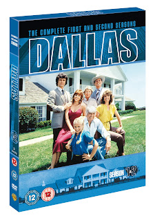 Ewings, Dallas, DVD