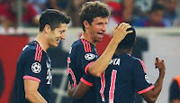 Video Gol & Highlights Olympiakos vs Bayern Munich 0-3