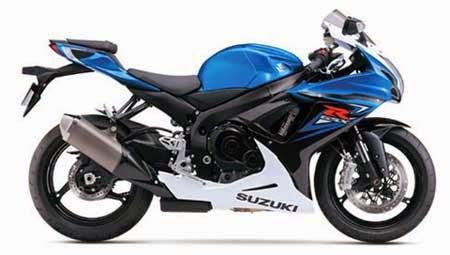 Gambar Suzuki GSX-R600