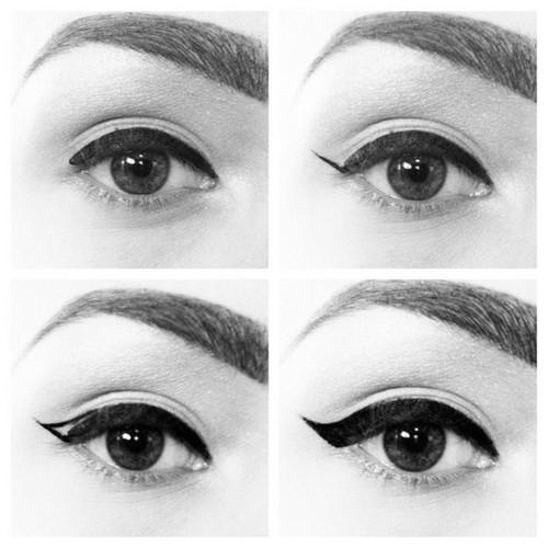 Make-Up: Cara Memakai Eyeliner dengan Sempurna