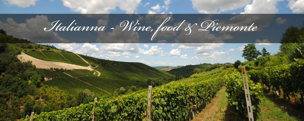 Wine &amp; Food Piemonte