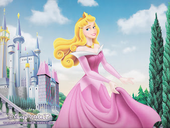 #9 Princess Aurora Wallpaper