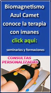 CONSULTAS PERSONALES EN TERAPIA CON IMANES