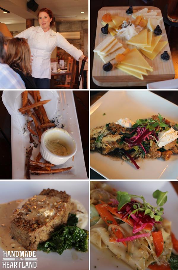Renee Kelly's Harvest - Kansas City Restaurant Review