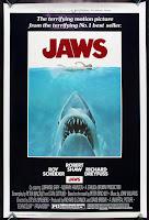 Jaws, Tiburón, 40 aniversario, Spielberg, poster