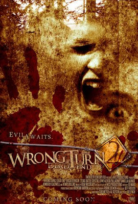 Movie Review Wrong Turn 2 Dead End 2007