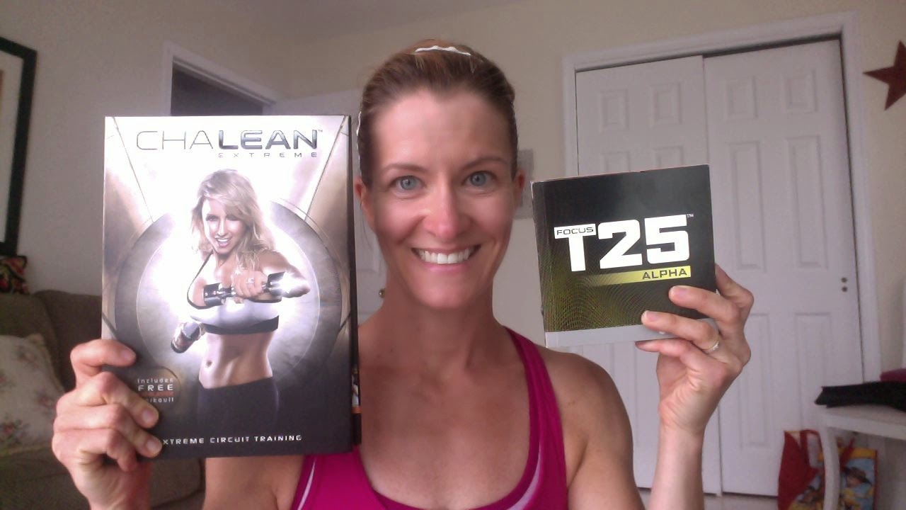 www.alysonhorcher.com, Focus T25, Chalean Extreme, T25/Chalean Extreme hybrid, women's progress update, T25/Chalean Extreme progress update