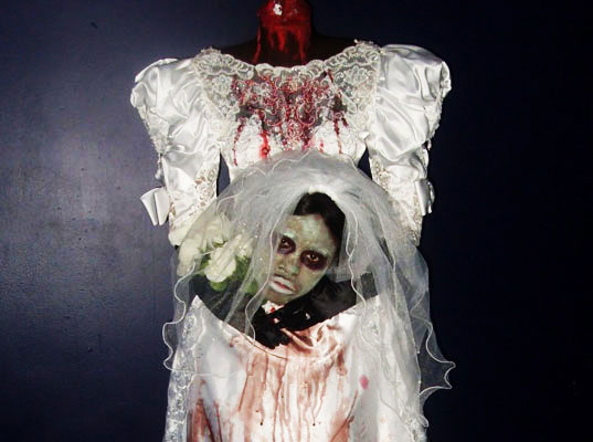 The Art Of Up Cycling Diy Halloween Costumes Scary
