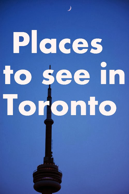 Touristy Things to do in Toronto