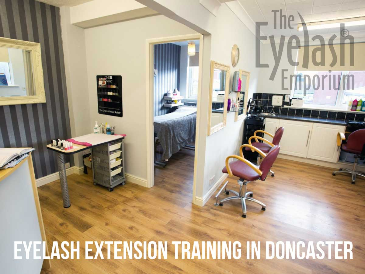 Eyelash Extension Training Course In Doncaster South Yorkshire