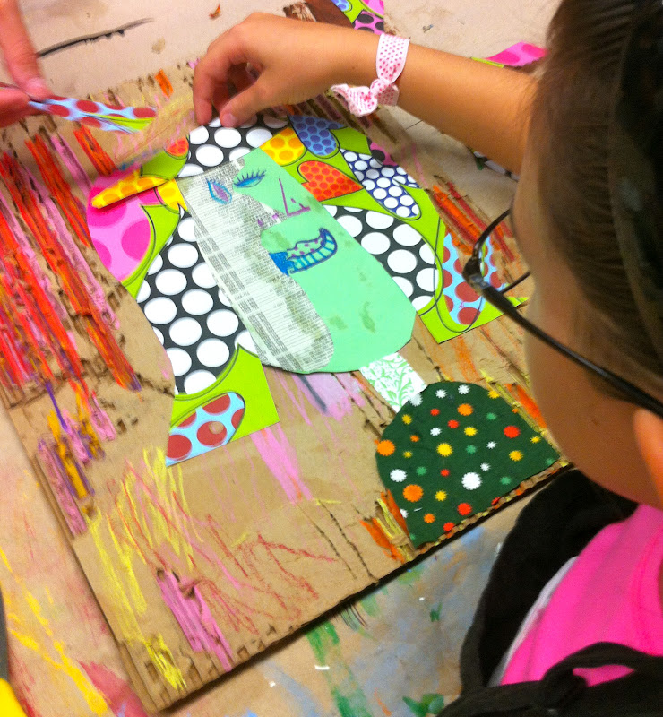 Kids visit my art lesson blog at www sleepyheaddesignsstudio blogspot