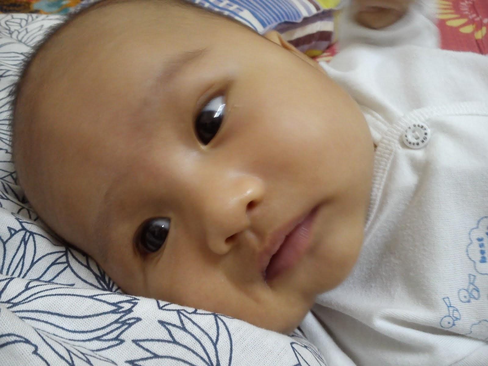 my tembam baby ya :'D