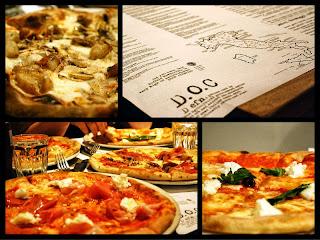 D.O.C. Pizza and Mozzarella Bar