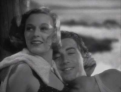 Three Comrades (1938): Robert Taylor and Margaret Sullavan