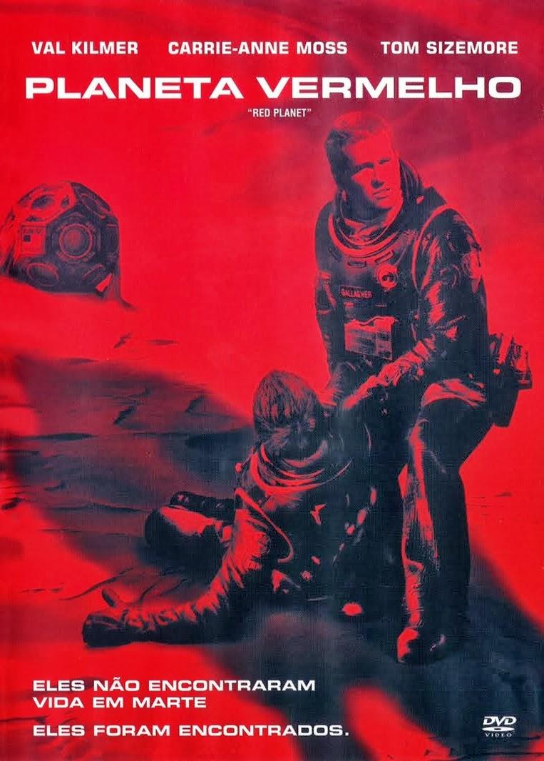 Planeta Vermelho – Dublado (2000)