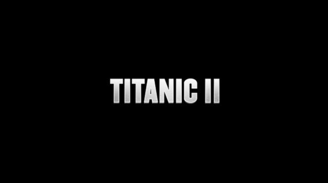 Titanic II title