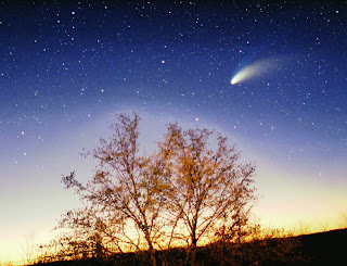 """""""Cometas en el cielo"""" en Cosmocaixa Madrid"""
