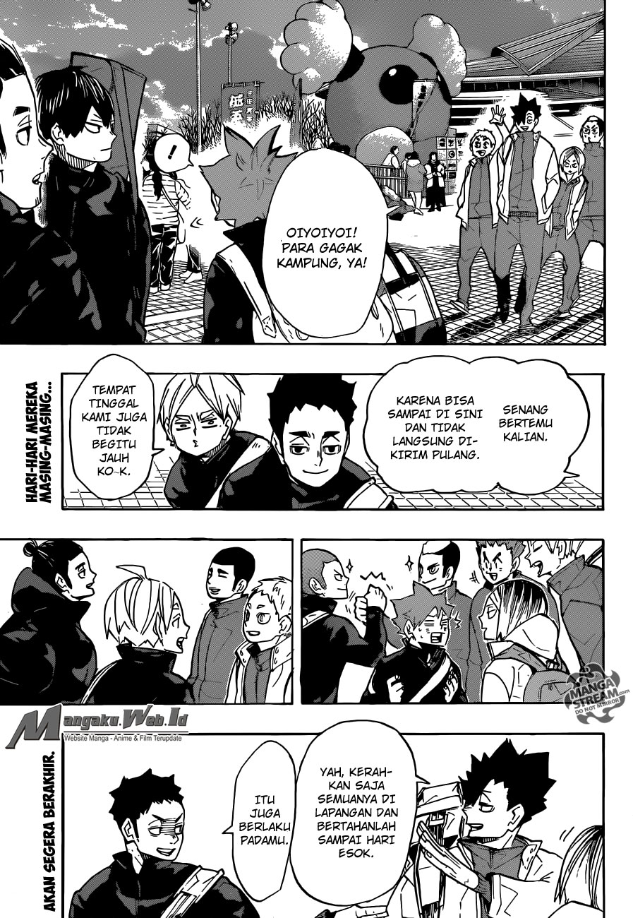 Haikyuu!! Chapter 246-2