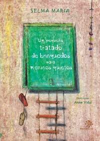 capa do livro m Pequeno Tratado de Brinquedos para Meninos Quietos
