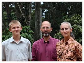 Schoch Family in Africa