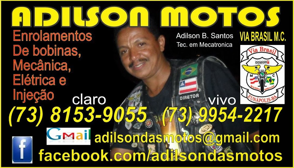 o blog do adilson motos